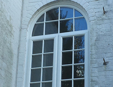 Arched Slim Sash